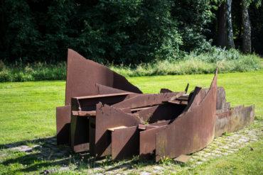 Uwe Appold: Landschaft, (Foto: KUNST@SH/Jan Petersen)