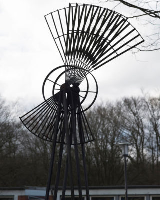 Werner Witschi: Windspiel (Foto: KUNST@SH/Jan Petersen)